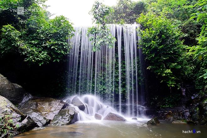 Thác gần Hà Nội