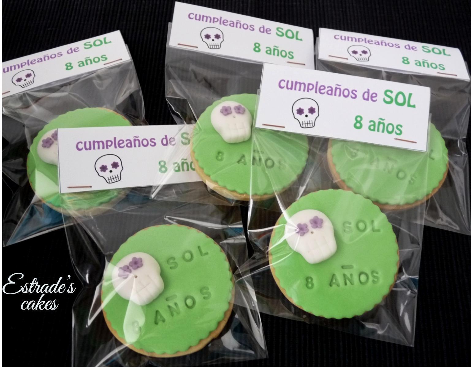 galletas con calavera - 4