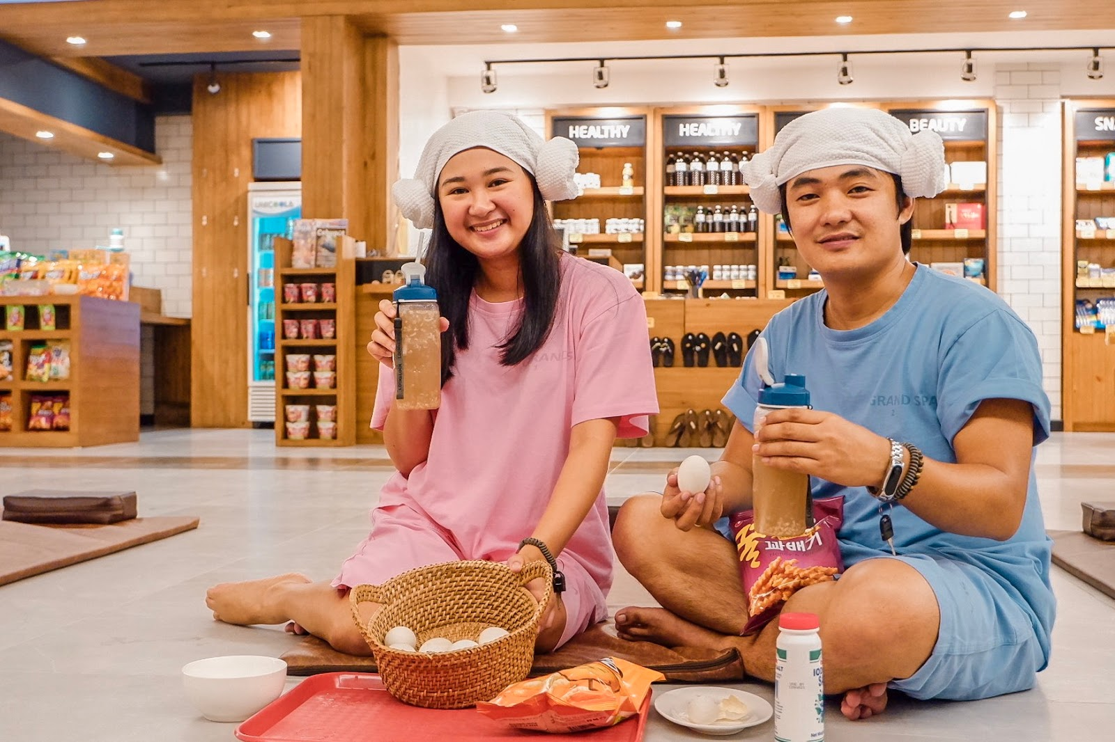 Affordable Mommy Me Time, Jjimjilbang Experience at Cebu Grand Spa