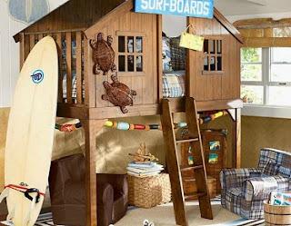 habitación para niño