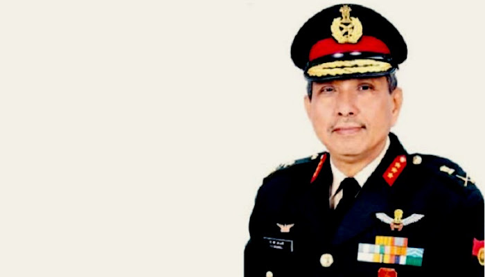Pranab Kumar Bharali - first North Easterner to head the Army Aviation Corps