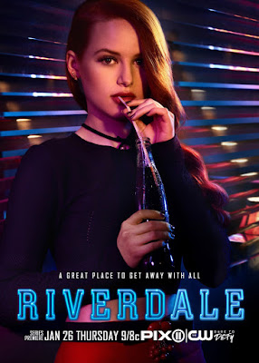 Riverdale Madelaine Petsch Poster (37)