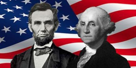Happy President s Day!