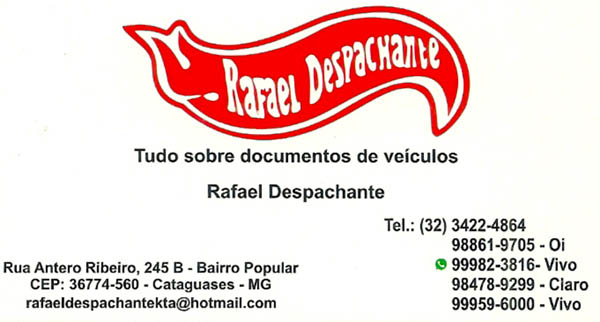 Rafael Despachante