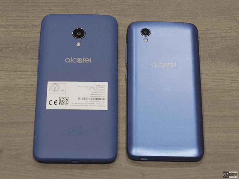 Alcatel 1X and 1
