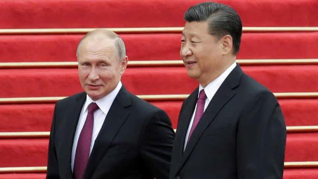 China y Rusia aumentarán el comercio y la inversión en yuanes y rublos