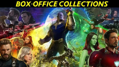 Avenger Infinity War Box Office Collection