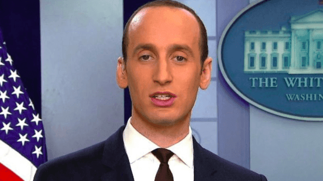 Paying Attention Stephen Miller
