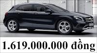 Giá xe Mercedes GLA 200 2020