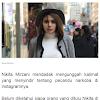 Sindir Pecandu Narkoba, Nikita Mirzani Isyaratkan Sosok yang Dimaksud