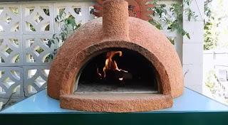 Cómo hacer un horno para pizza fácil