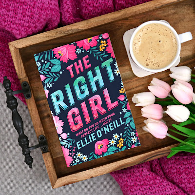 The Right Girl Book Review Ellie O'Neill