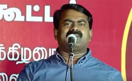 Seeman Speech in LTTE Leader Prabhakaran 61th Birthday Celebration