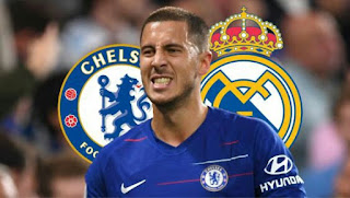 Eden Hazard Akui Ingin Gabung Real Madrid