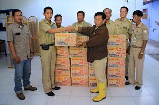 Korban Banjir Rob Di 6 Kelurahan Terima Bantuan Logistik