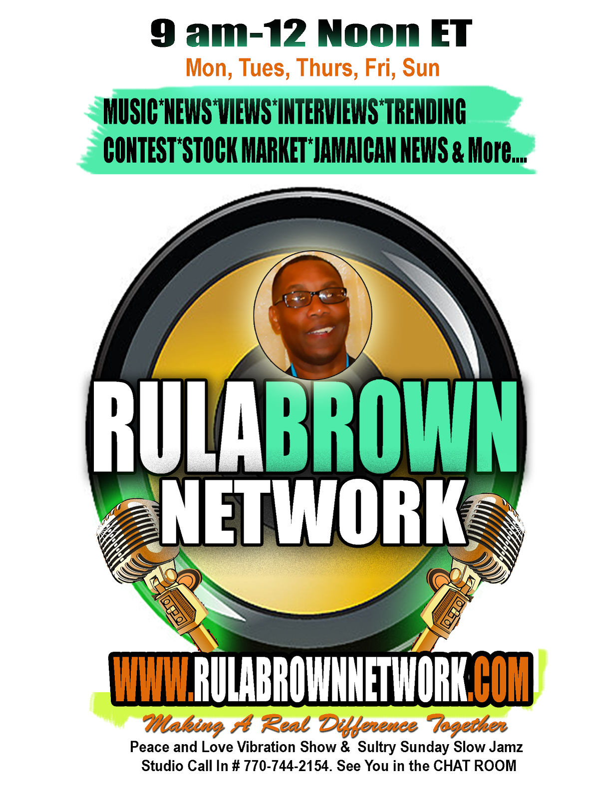 RulaBrownNetwork (RBN)
