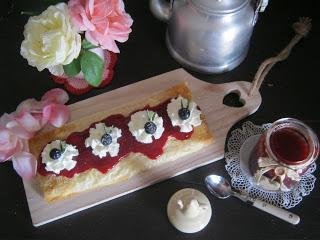 cheese-blueberry-strudel, strudel-de-queso-y-arandanos