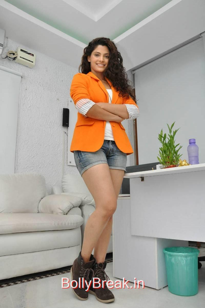 Saiyami Kher Photos, Saiyami Kher Hot Pics from Rey Movie Interview