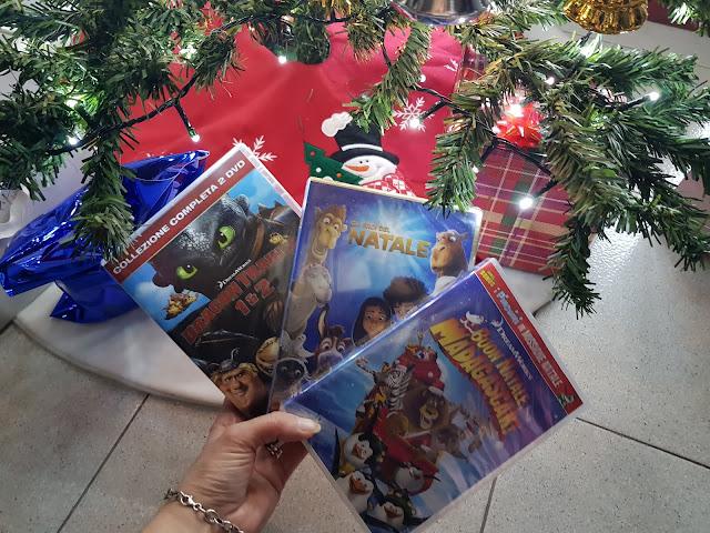 I DVD per le feste