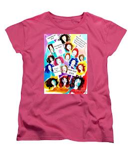 Feminism - Resistance Women's Tshirt