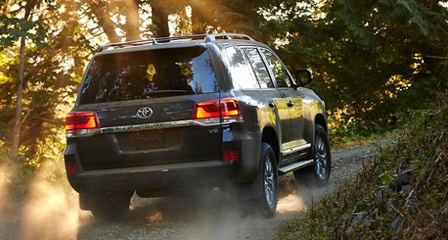 2017 Toyota Land Cruiser Redesign