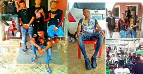 5 Guys Drug and R*pe 2 Ladies They Met Via Facebook In Lagos