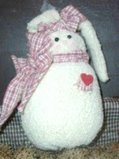 How To Make A Handcrafted Easter Bunny Made From A Sock!