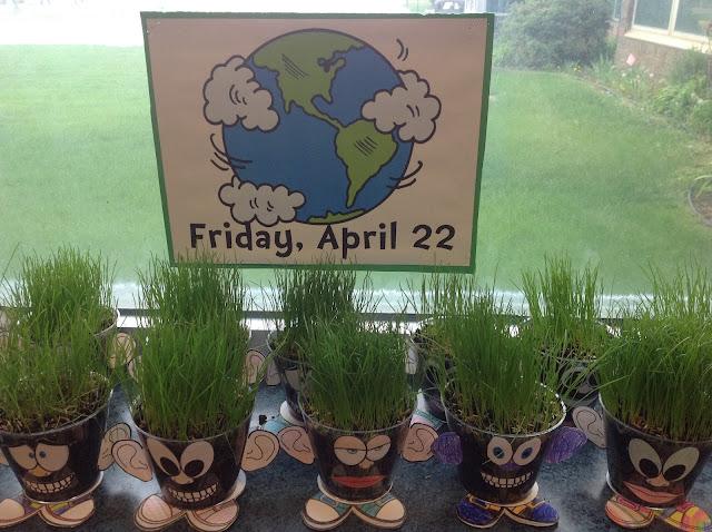 Mr Potato Head Grass