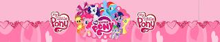 Etiquetas de My Little Pony para imprimir gratis.