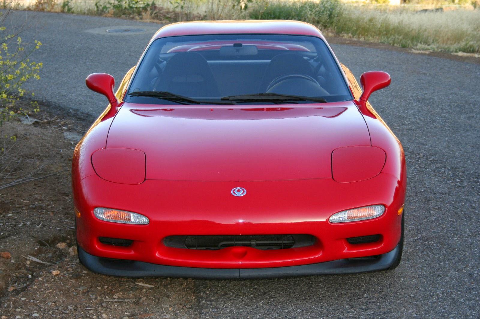 Lucky 8 Auto >> 1993 Mazda RX-7 Twin Turbo | Auto Restorationice