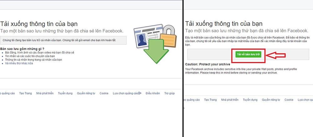 3. Khôi phục tin nhắn đã xoá trên facebook