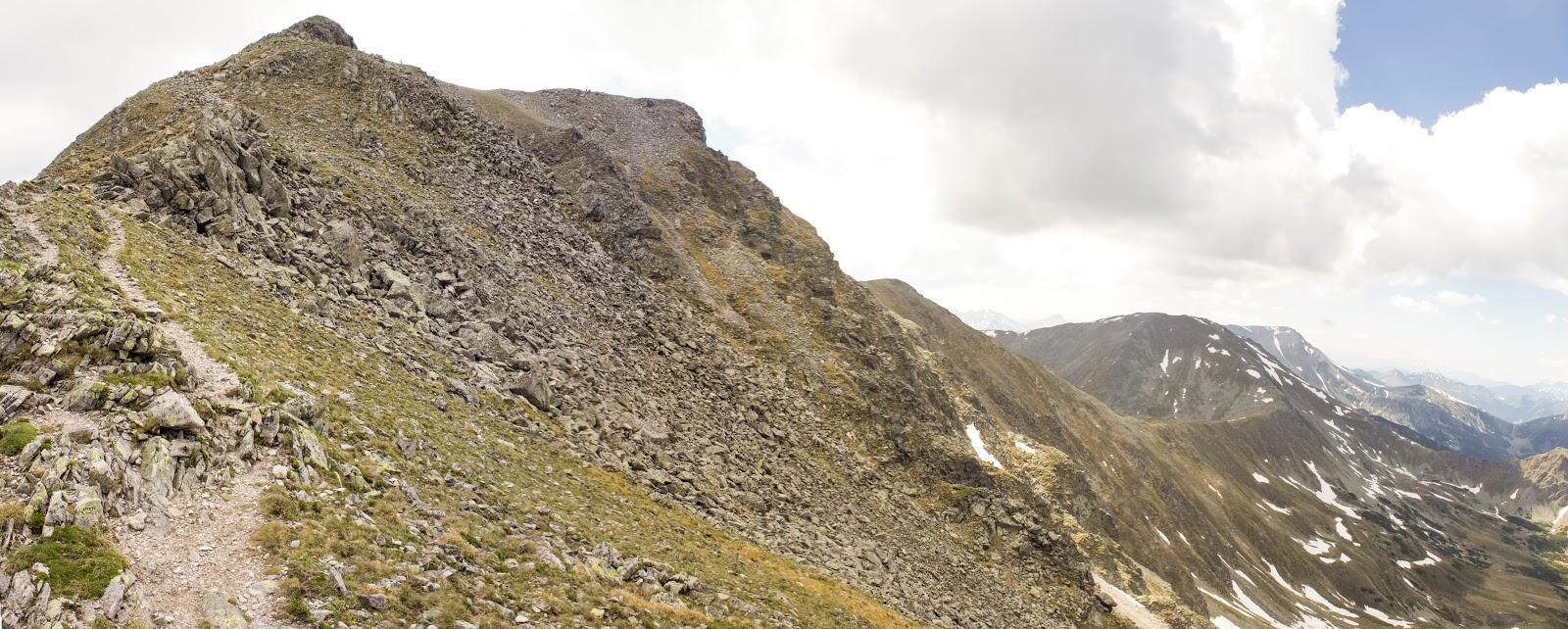 Von der Unteren Bodenhütte über den Hämmerkogel zum Seckauer Zinken - mittelschwere Wanderung in den Niederen Tauern