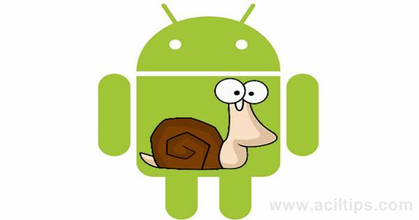 Penyebab Android Lemot Super Lambat Seperti Siput