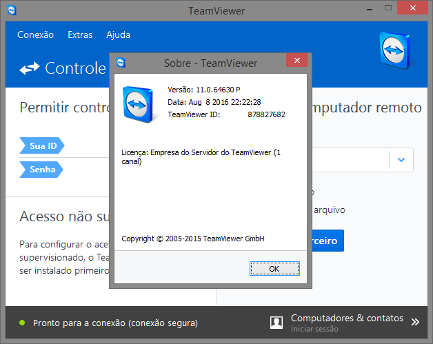 CLICK AQUI  TeamViewer Premium Corporate e Server Enterprise v11.0.64630 + Portable OdXcMOO