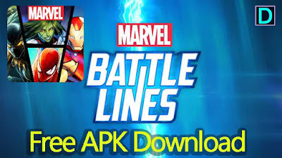 MARVEL Battle Line Game APK Download Latest Version 2.18.0 for Android on www.DcFile.com