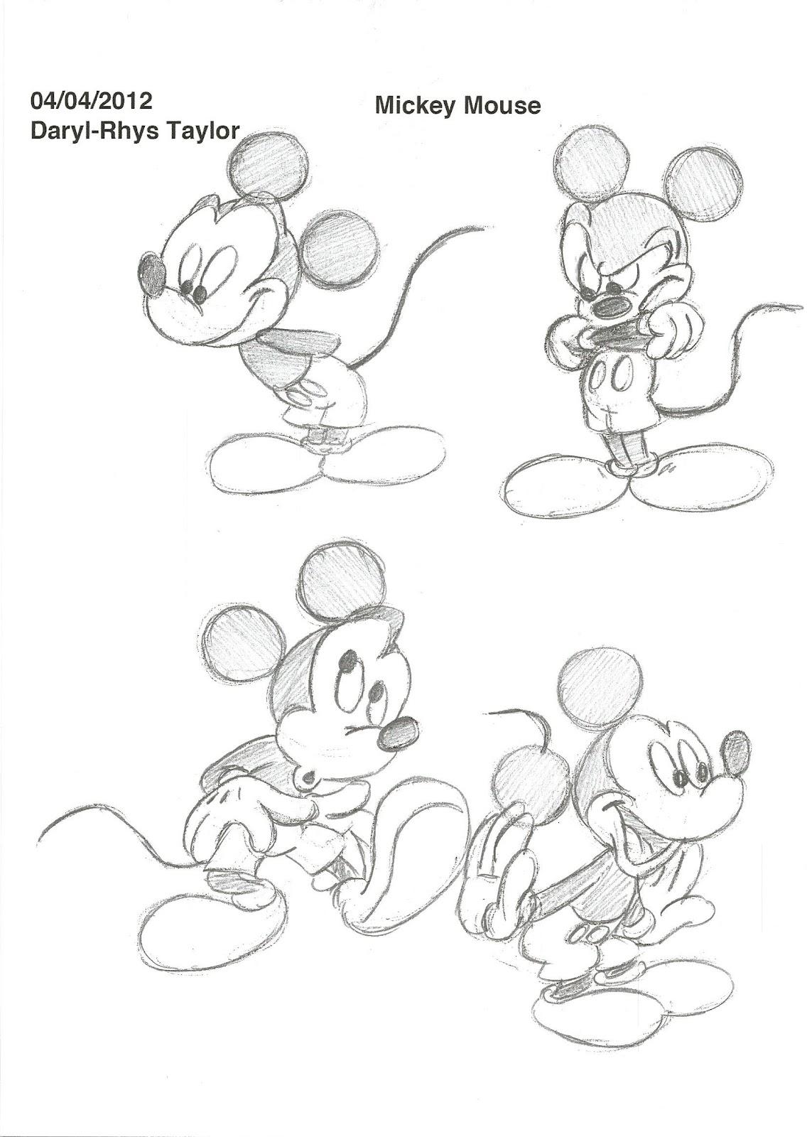 Animated Heads: Disney Consumer Products Portfolio