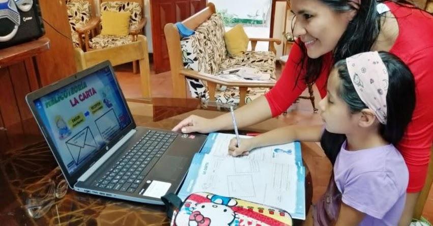 APRENDO EN CASA: Conoce los recursos que ofrece el sitio web del Ministerio de Educación - www.aprendoencasa.pe