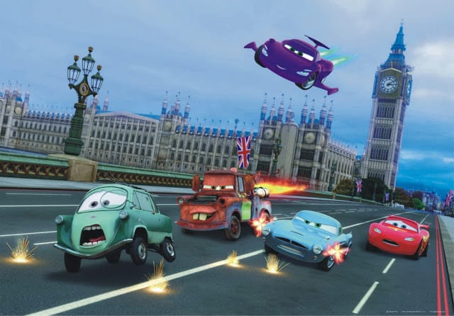 Cars 2 Android psp game