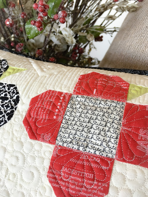 Carried Away Quilting January 2018