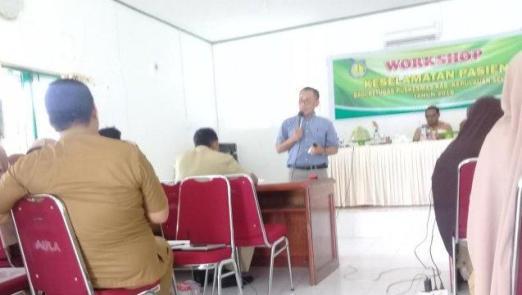 Petugas Kesehatan di Selayar, Diminta Fahami Tugasnya