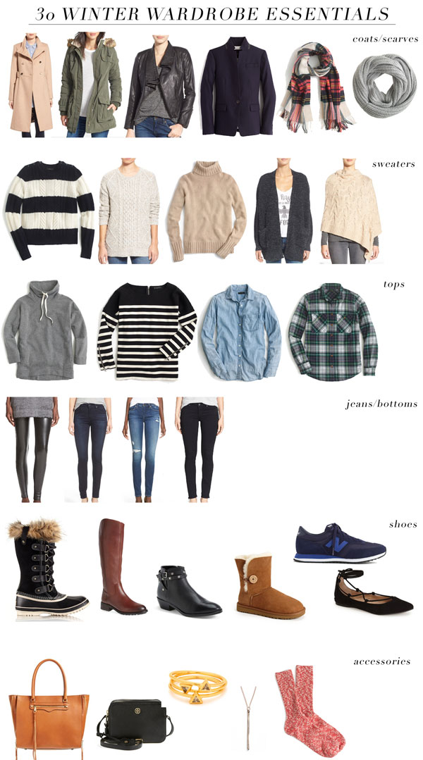 Make sure you have all of these wardrobe essentials in your closet, and it'll be tough to have a bad outfit day again.