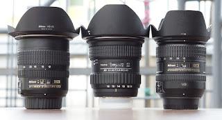 Jual Lensa Wide untuk Nikon