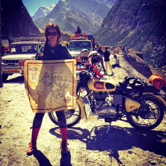 L'équipée en Himalaya