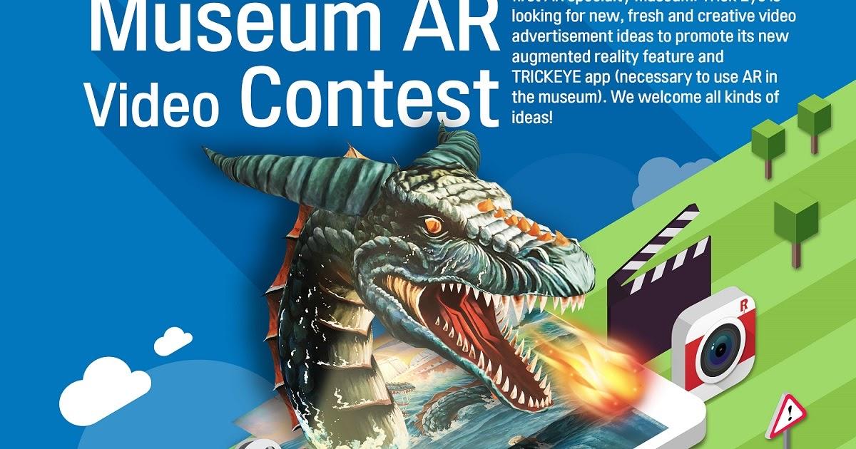 Trick Eye Museum: Trick Eye Museum AR Video Contest
