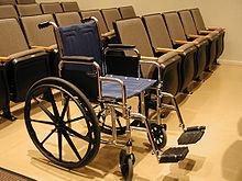Escalator Compatible Wheel Chair