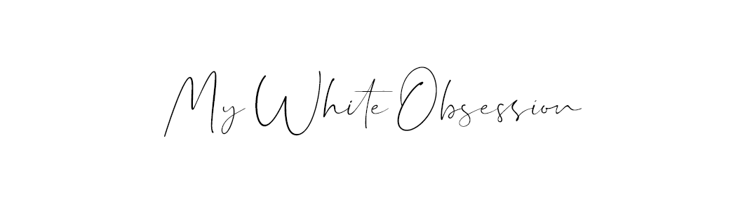 My White Obsession
