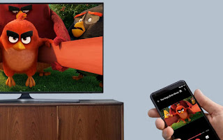 Invio video Chromecast YouTube