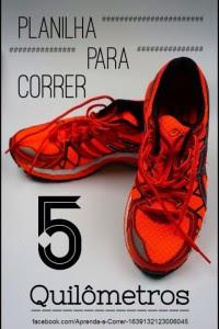 Veja uma Planilha para correr 5 km em 9 semanas