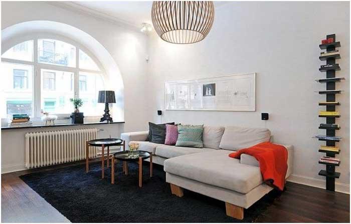 13 skandinavische wohnzimmer design mit faszinierendem effekt de haus - Fliesen skandinavischen stil ...