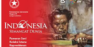 Agustus Penuh Gelora! Pameran Indonesia Semangat Dunia